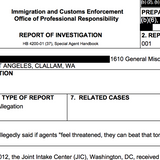 CBP Official Allegedly Said Agents Should 'Beat That Tonk Like a Piñata Until Candy Comes Out'