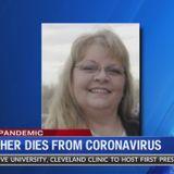 Teacher dies of COVID-19 as school year looms