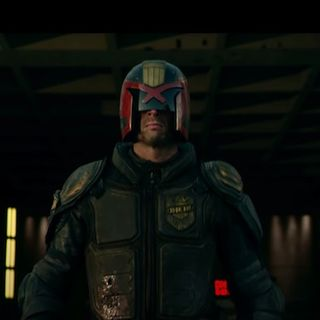 Judge Dredd TV series is written but on hold due to pandemic