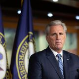 McCarthy Accidentally Calls Gohmert 'Congressman COVID' After GOPer Gets Infected