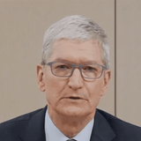 Tim Cook Claims Apple Treats 'Every Developer the Same,' but Has Banned Conservative Apps