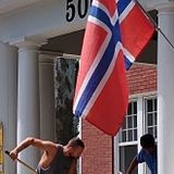 Bed And Breakfast Removes Norwegian Flag After People Mistake It For Confederate Flag