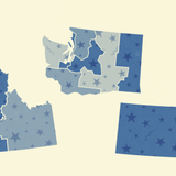 Election Preview: Sanders Looks Strongest In Washington, Idaho And North Dakota — But The Races Are Tight
