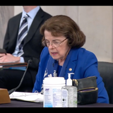 Feinstein: China Is 'Growing Into a Respectable Nation'