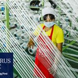 China's economy continued its strong recovery in July