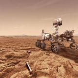 Plutonium-238 to help power Perseverance on Mars