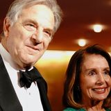 Nancy Pelosi's Husband Made Large Transactions in Apple, Netflix Securities
