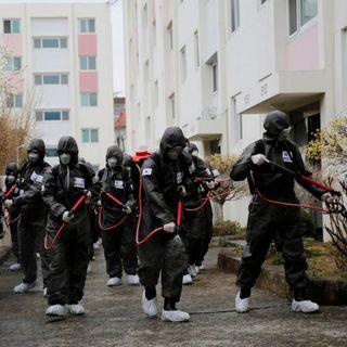 South Korea reports 35 new coronavirus cases, bringing total to 7,513