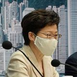 Hong Kong leader Carrie Lam announces delay to Sep 6 elections as COVID-19 cases spike