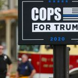Florida's largest police union: Re-elect President Donald Trump to keep America safe | Opinion