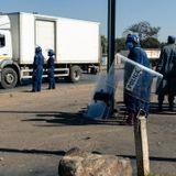 Zimbabwean author Tsitsi Dangarembga arrested during banned protests - France 24