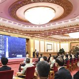 China celebrates completion of rival sat navigation system