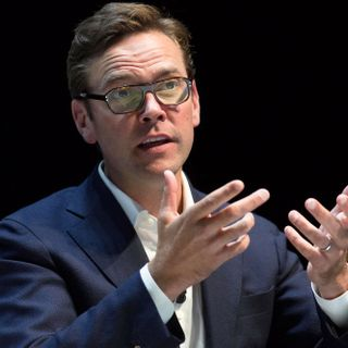 James Murdoch resigns from News Corp board, cites 'disagreements' with editorial coverage