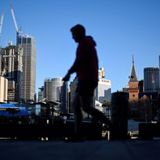 Australia's population growth plunges to lowest in a century as Covid-19 hits migration and births