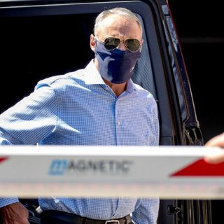 Sources - MLB commissioner warns of shutdown if coronavirus isn't better managed