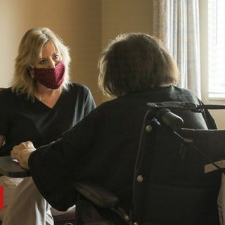 Care home visits 'delayed' over lack of testing