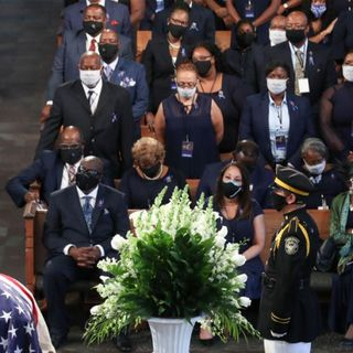 Lawmakers returning from John Lewis funeral exempt from D.C. quarantine order