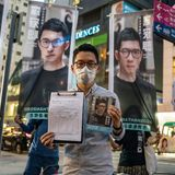 Six democracy activists including US citizen wanted in Hong Kong, state media reports