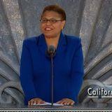 Karen Bass, A Potential Biden VP Pick, Praised Scientology At Church Opening In 2010