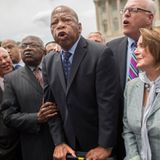John Lewis's death inspires push to restore Voting Rights Act provisions