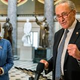 Democrats and Republicans have 'most productive' stimulus talk to date, but deal still 'not imminent'