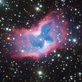This massive cosmic butterfly is pure galactic eye candy