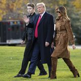 Barron Trump's private school to stay closed for now
