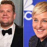James Corden might be 'in line' to replace Ellen DeGeneres: report