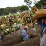Coronavirus death toll in Latin America tops 200,000