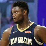 Zion Williamson - Hard to watch losing with minutes limited