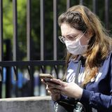 Psst, After You Wash Your Hands, Clean Your Smartphone