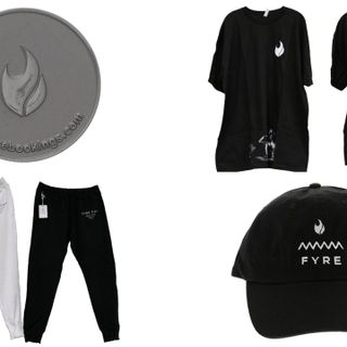 U.S. Marshals are auctioning off merch from infamous Fyre Festival fraud
