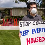 Editorial: California faces an eviction catastrophe. Newsom, lawmakers need to act now
