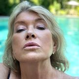 Martha Stewart says she received '14 proposals' after pool thirst trap