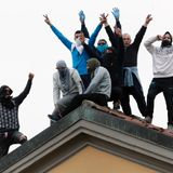 Prison riots erupt as Rome extends coronavirus lockdown to all of Italy