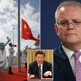 China slams Australia as 'hypocritical', and 'reckless'