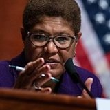 Karen Bass Said It Was 'Miracle' That Liquor Stores Were Burned Down In LA Riots