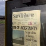 Wyoming's lone remaining daily newspaper adjusts to changing times