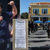 Cuban business owner in Louisville decries BLM's 'mafia tactics'