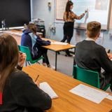 Testing and tracing 'key to schools returning'