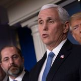 Pence Encourages America To Vote Absentee But Not By Mail Somehow