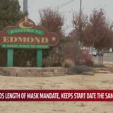Edmond City Council extends mask mandate by six weeks; start date remains unchanged
