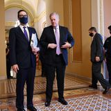 Republicans Don't Want Anyone Getting Too Comfy In The Plague Economy