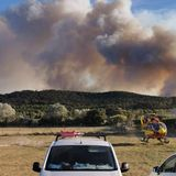 France: 1,200 firefighters deployed to tackle southeastern wildfire