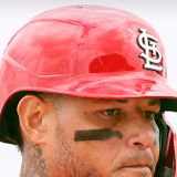MLB's Yadier Molina Tests Positive For COVID-19, Vows To Return ASAP