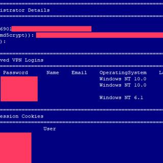 Hacker leaks passwords for 900+ enterprise VPN servers | ZDNet
