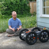 The ultimate in working from home: Amazon's engineers are building robots in their garages | ZDNet