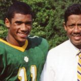 'Why not you?' Late father still inspires Seattle Seahawks' Russell Wilson