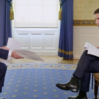 Most Stunning Exchanges from Trump Jonathan Swan Interview