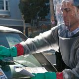 Contagion shows the lengths people go to watch a movie they can't stream